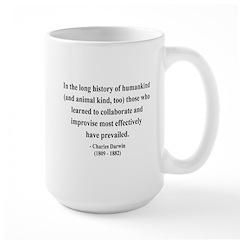 Charles Darwin 10 Mug