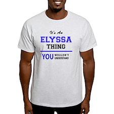 Cute Elyssa's T-Shirt