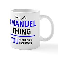 Funny Emanuel Mug