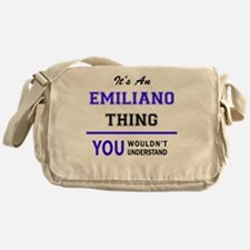 Cute Emiliano Messenger Bag