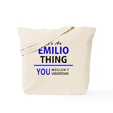Unique Emilio Tote Bag