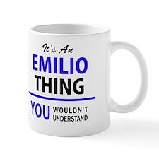 Cute Emilio Mug