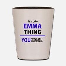 Cute Emma Shot Glass