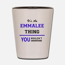 Emmalee Shot Glass