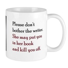 Cute Book humor Mug