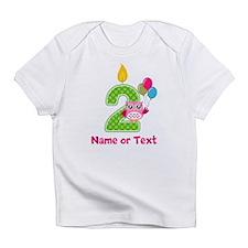 2nd Birthday Infant T-Shirt