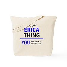 Cool Erica Tote Bag