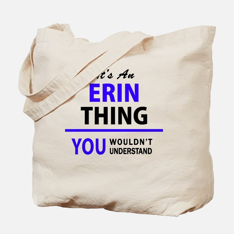 Cute Erin Tote Bag