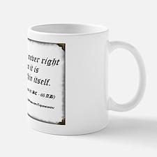 (Seneca - B) Mug