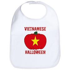 Vietnamese Halloween Bib