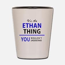 Cute Ethan Shot Glass