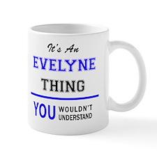 Cute Evelyn Mug
