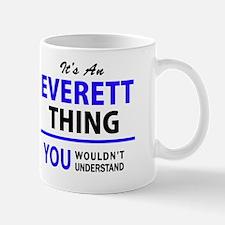 Cute Everett Mug