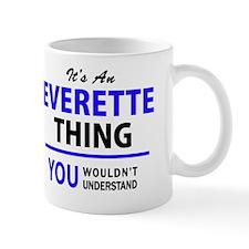 Unique Everett Mug