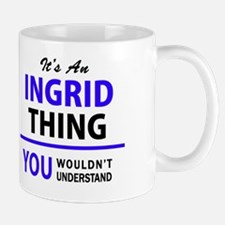 Unique Ingrid Mug