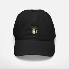 Half Beer Baseball Hat