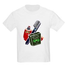 Toothbrush Toothpaste Floss T-Shirt