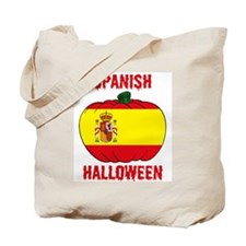 Spanish Halloween Tote Bag