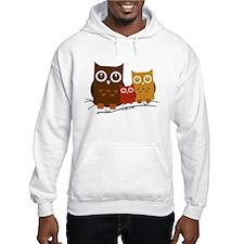 Three Owls Hoodie
