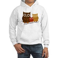 Three Owls Jumper Hoody