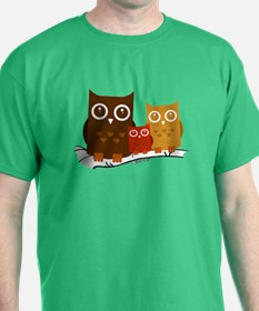 Three Owls T-Shirt