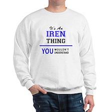 Funny Irene Sweatshirt