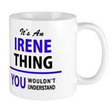 Funny Irene Mug