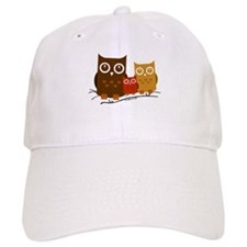 Three Owls Baseball Cap