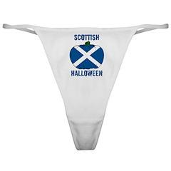 Scottish Halloween Classic Thong