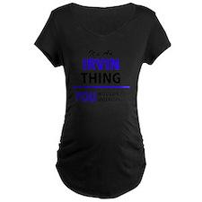 Unique Irvin T-Shirt