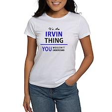 Unique Irvine Tee