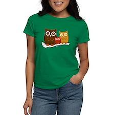 Three Owls Tee