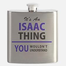 Unique Isaac Flask