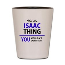 Cute Isaac Shot Glass