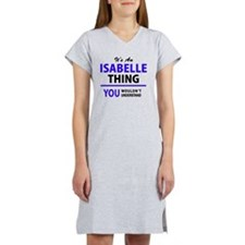 Cool Isabell Women's Nightshirt