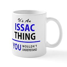 Cute Issac Mug