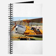 I'm just plane crazy: Tiger Moth Journal