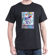 Birthday Anime Corgi T-Shirt
