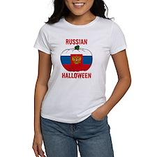Russian Halloween Tee
