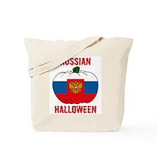 Russian Halloween Tote Bag