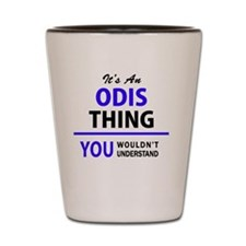 Odie Shot Glass