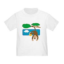 """Baby Monkey"" T"