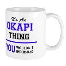 Cute Okapi Mug