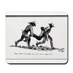 Boot Hill Mousepad