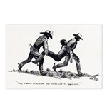 Boot Hill Postcards (Package of 8)