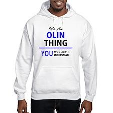 Cool Olin Hoodie