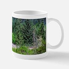 Hauling Logs Mug