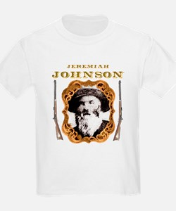 Liver eating Johnson Jeremiah T-Shirt