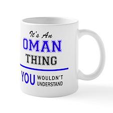 Unique Oman Mug