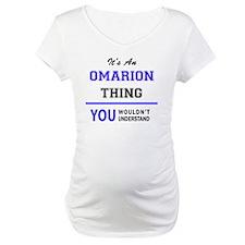 Cute Omarion Shirt